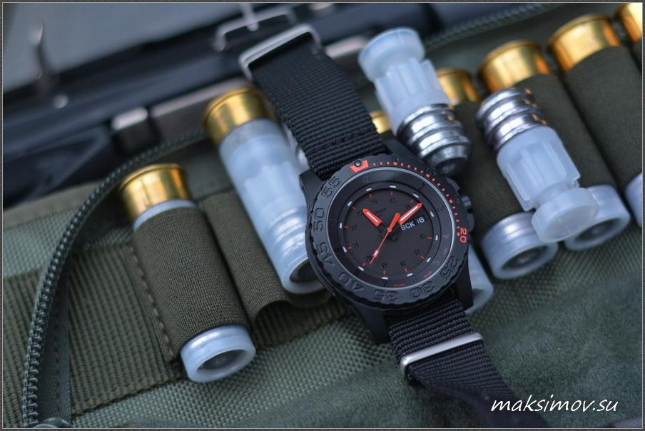 Traser P 6600 Red Combat для России