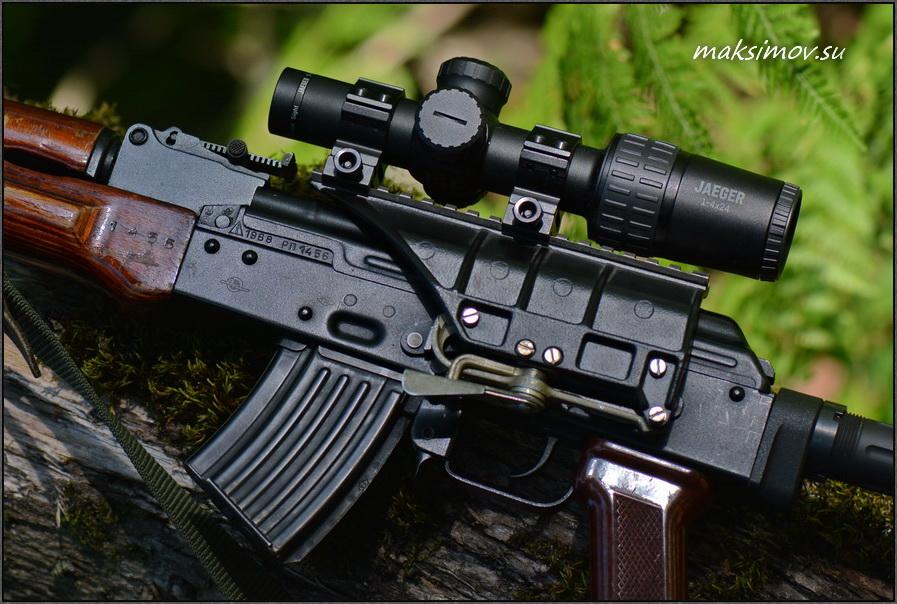 Yukon Jaeger 1-4х24