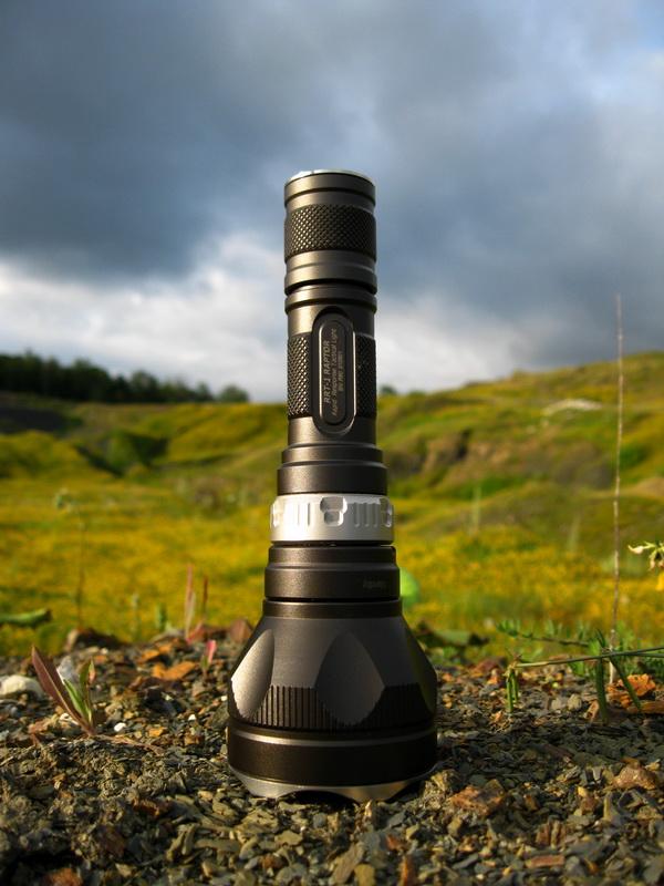 RAPTOR-1. Сверхяркий фонарь нового поколения