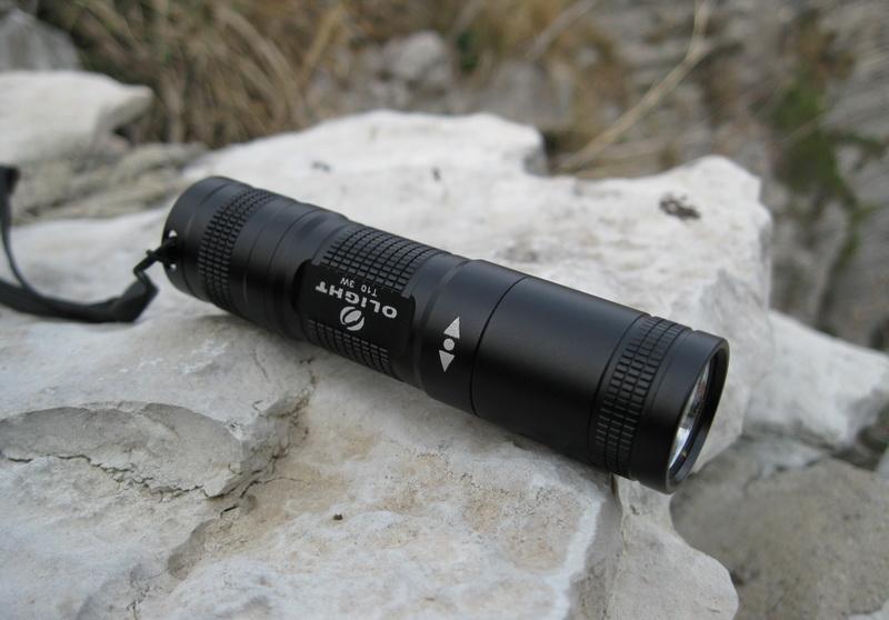 Ручной фонарь OLIGHT T10