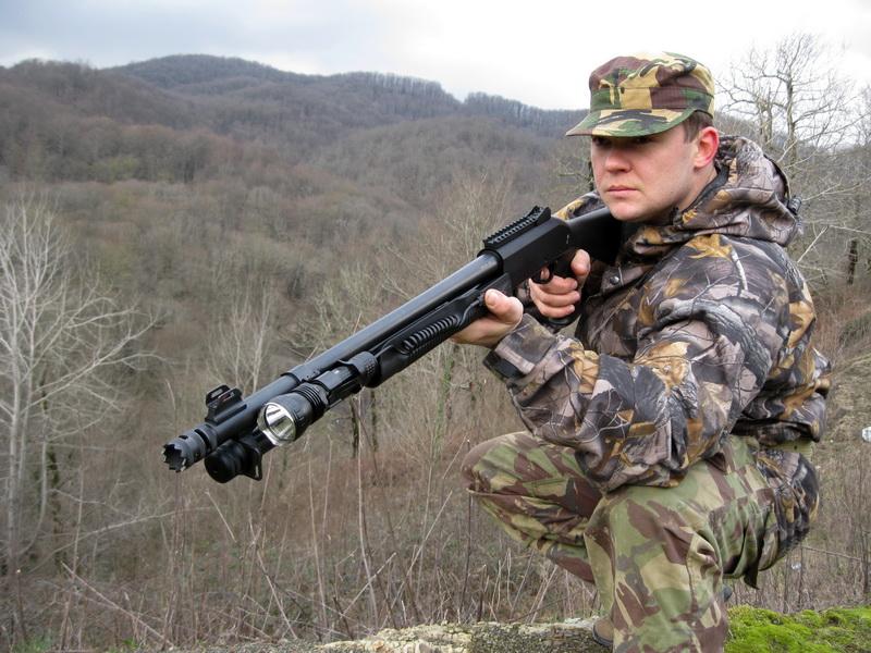 Warrior М21