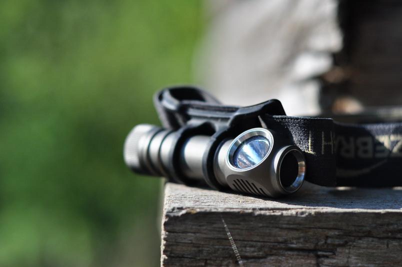 Налобный фонарь ZebraLight H51