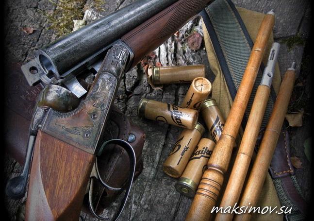 Ружьё Иж-54