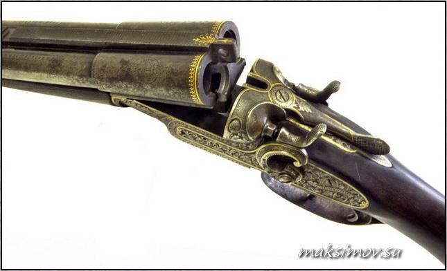 Ижевская «курковка» 1905 г.в.