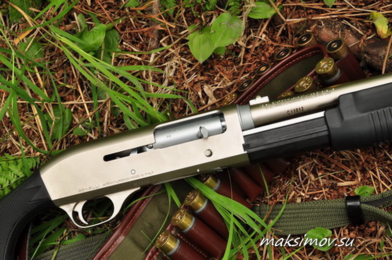 Ружьё Benelli M3 Super 90 Kromo