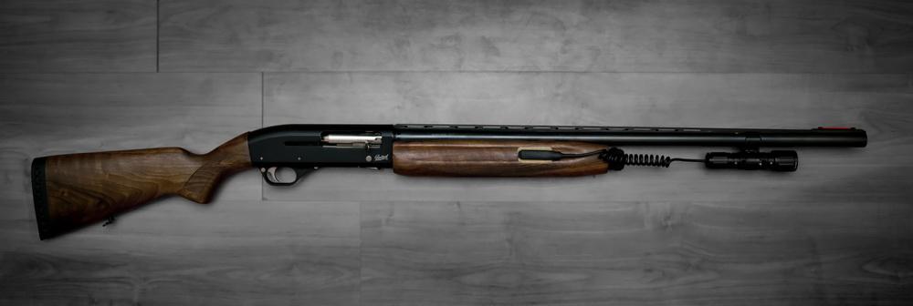 Всё о ружье МР-153