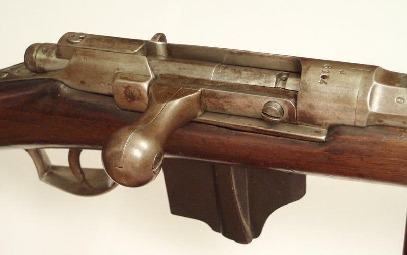 Geweer M71/Geweer klein caliber, stelsel de Beaumont. Часть II