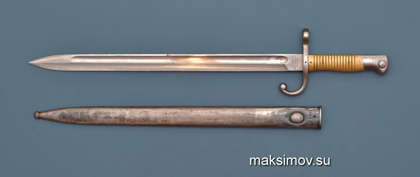 Штык к Fusil Mauser Argentino, Modele 1891
