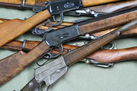 Оружие для охоты и самообороны русских на Дальнем Востоке и в Манчжурии на рубеже 19-20 вв.