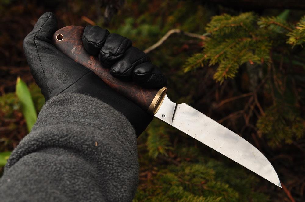 """Охотничий нож """"Шквал"""""""