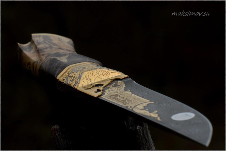 Нож «Монблан» в подарочном исполнении