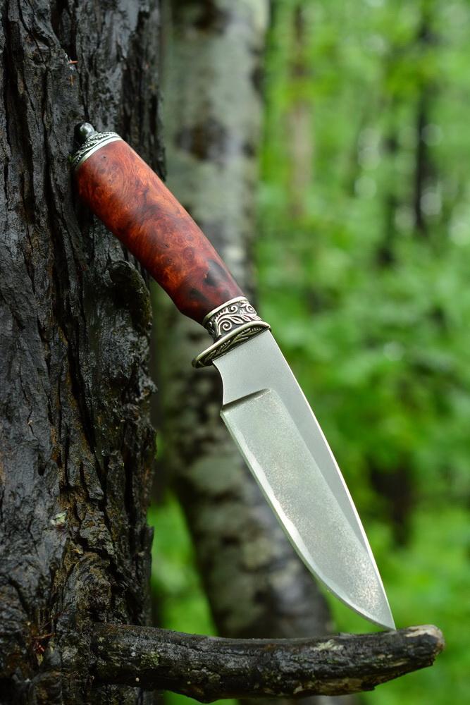 Мир ножей Александра Рукавишникова