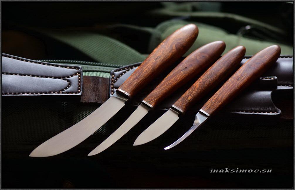 Ножи для обработки пушнины