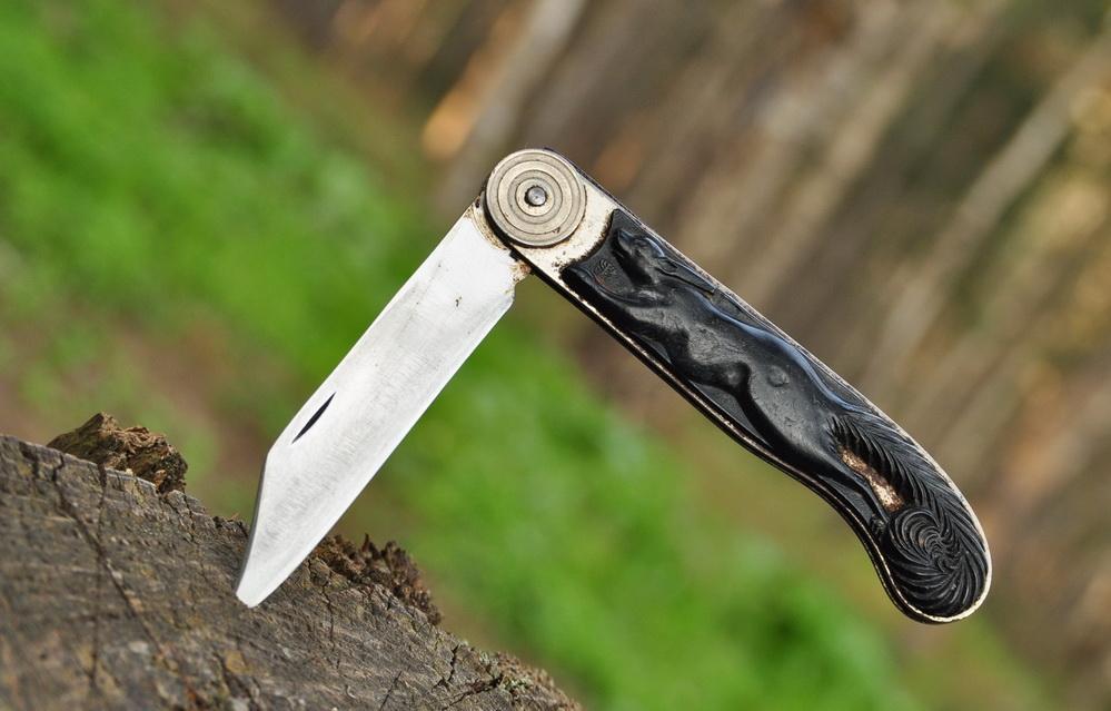 """Складной нож """"Белка"""""""