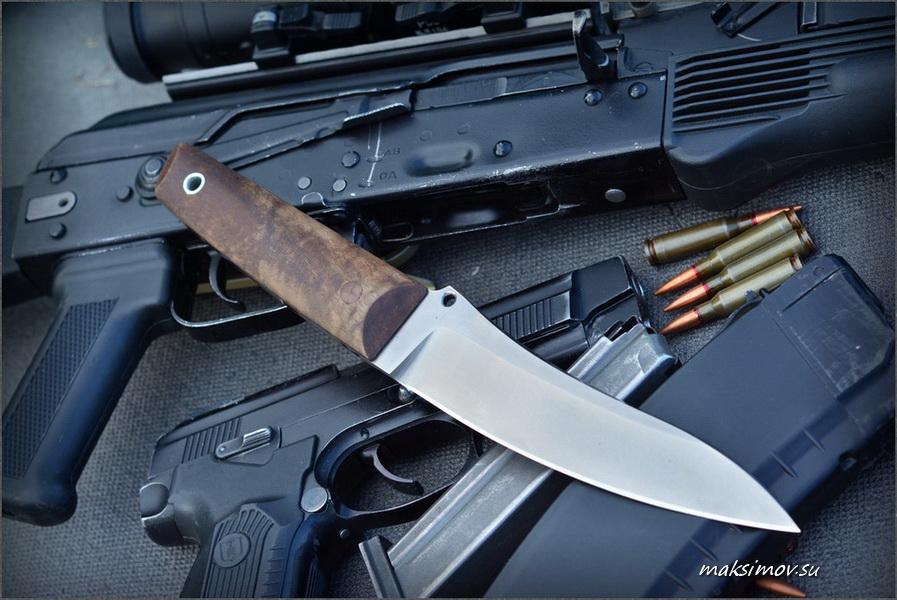 Ножи мастера Уракова