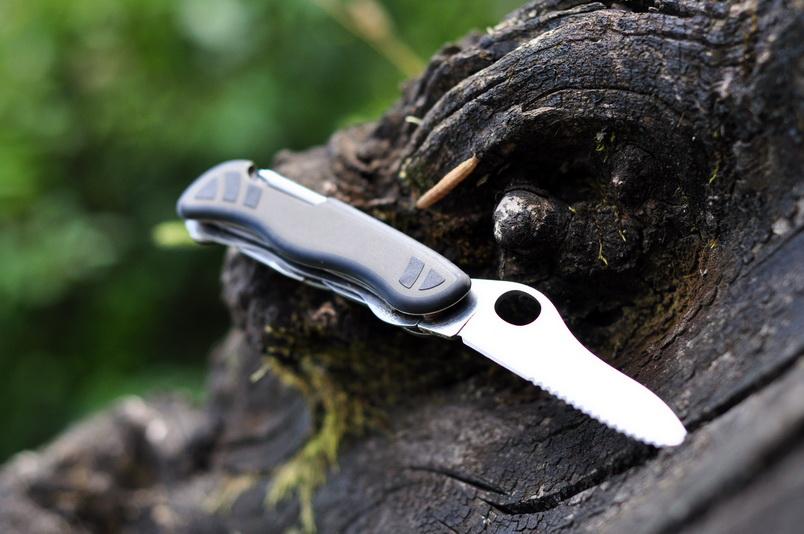 "Ножи Victorinox с фиксатором 111 мм ""Soldiers Knife"""