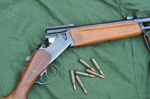 Охота и рыбалка: Двуствольное комбинированное ружье ИЖ-94 Тайга