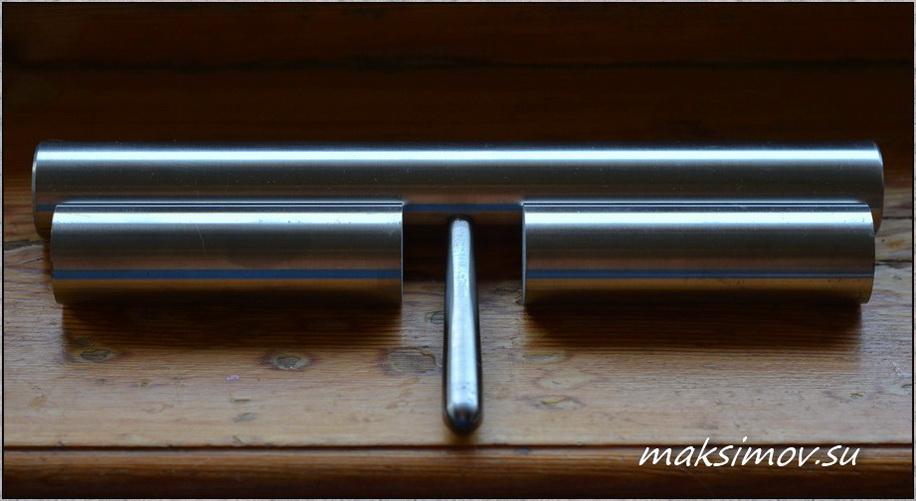 Притирка колец для оптического прицела