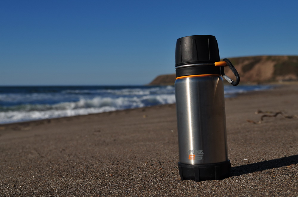 Стальной термос Thermos Element 5
