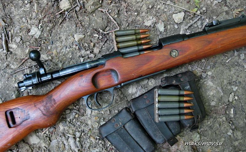 Тульский «Маузер». Mauser 98к под патрон .308 Win