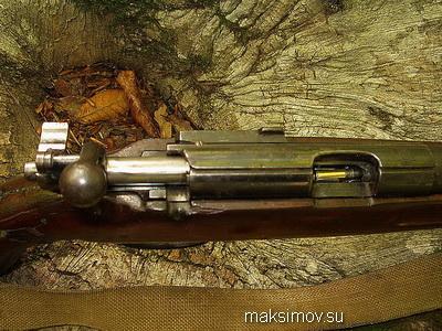 """Малокалиберный  """"Маузер """" 98к под патрон .22 lr."""