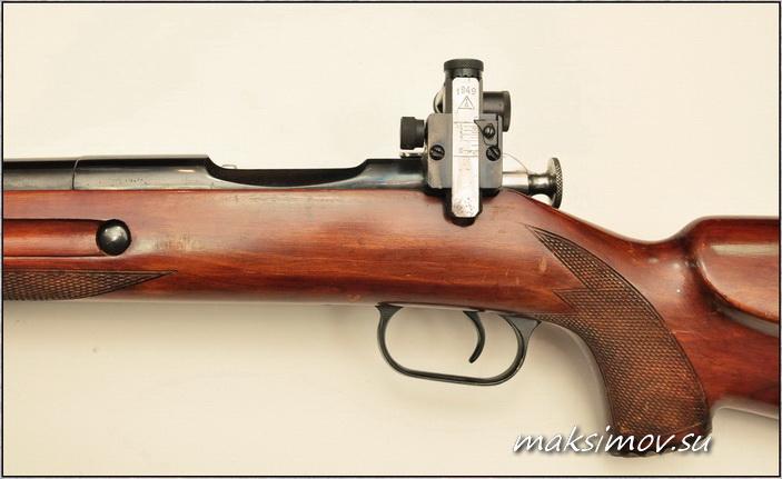 "7,62-мм винтовка С-49 - ""Спартак"""