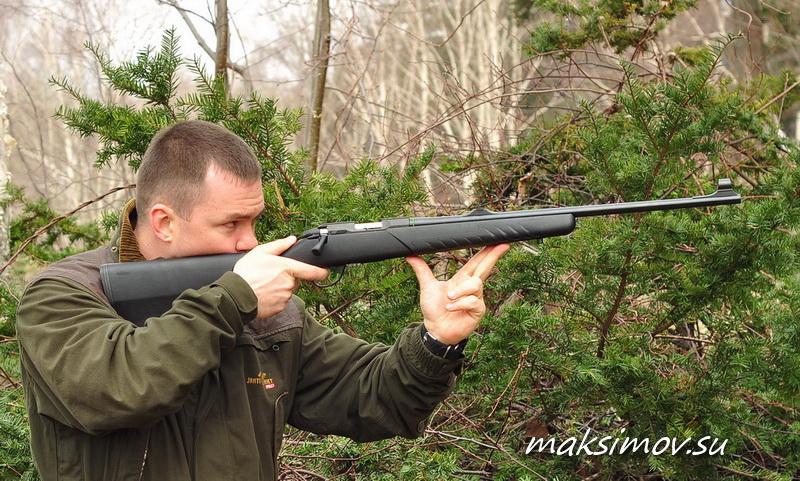 Малокалиберная винтовка Sako Quad