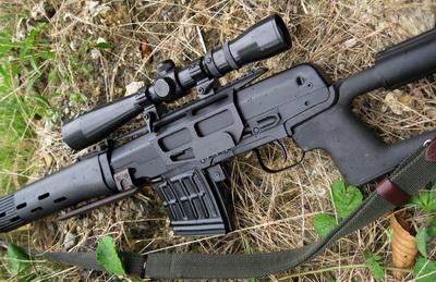 Оружие для охоты нарезное импорное