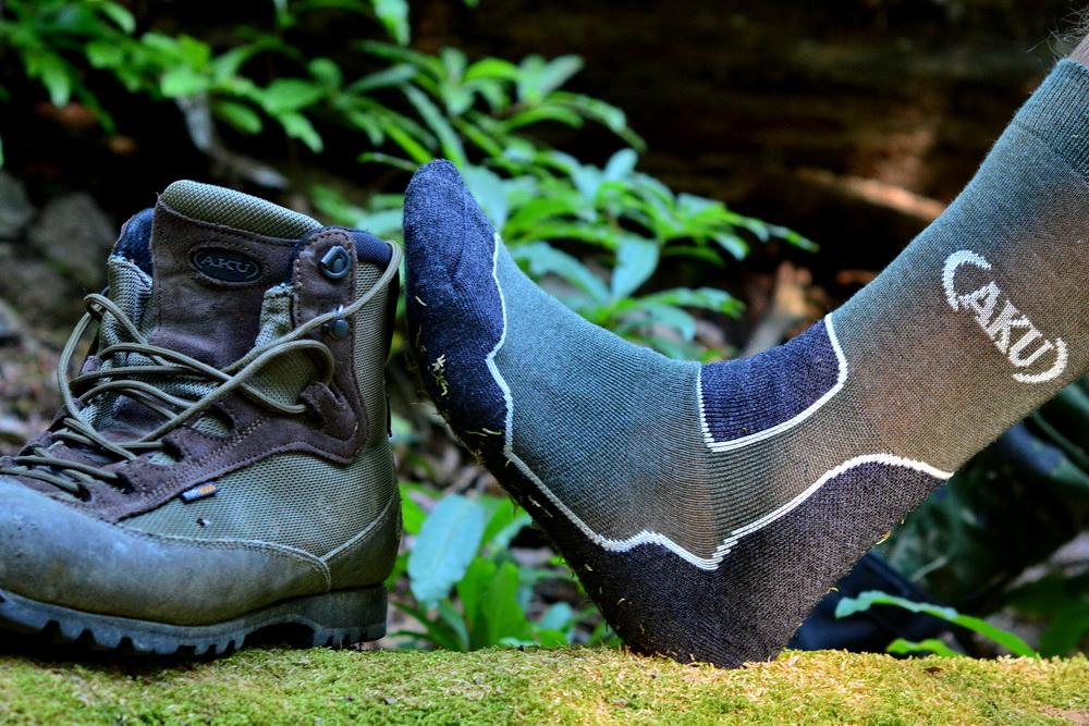 Летние носки Aku