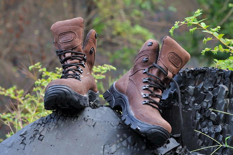 Охотничьи ботинки «Трэвел-VIP»