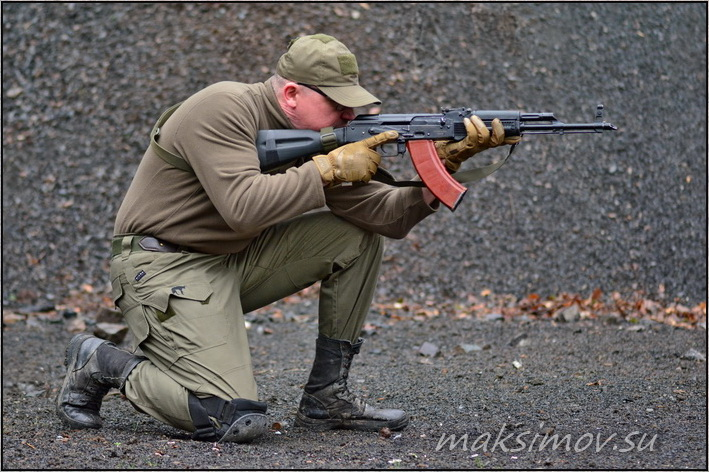 Городские тактические брюки COMMANDER