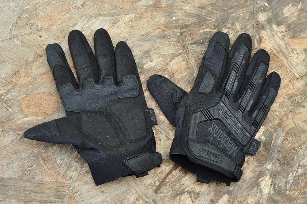 Экстрим-перчатки Mechanix M-Pact