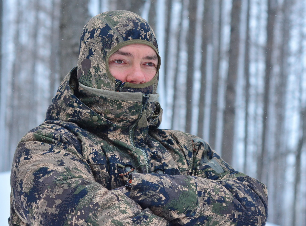 Зимняя куртка SITKA Incinerator
