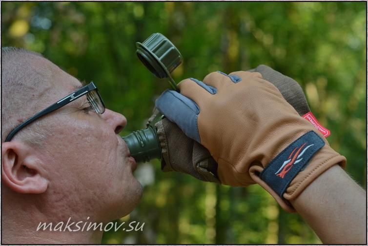 Перчатки SITKA Gunner WS Glove цв. Tan