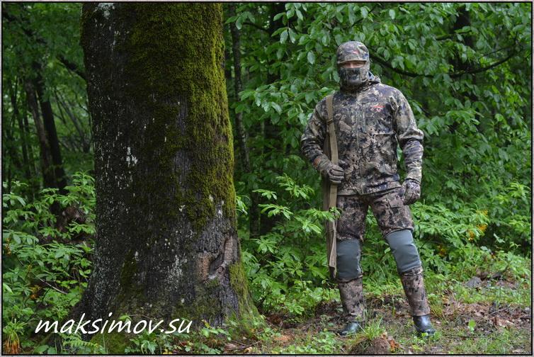 Костюм охотничий SITKA Timberline