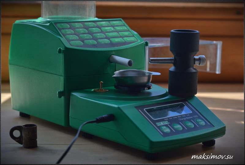 Дозатор пороха RCBS ChargeMaster 1500