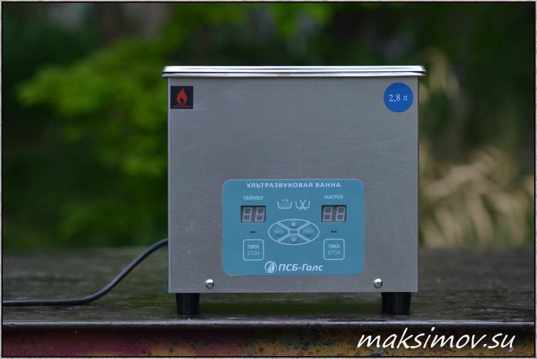 Ультразвуковая ванна ПСБ-2835-05 производства ПСБ-Галс