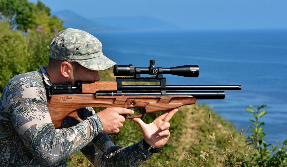 Новая винтовка M2(R) в компоновке булл-пап