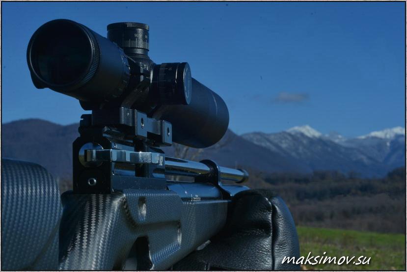 PCP-варминт (сверхдальняя стрельба из пневматической винтовки). Часть II