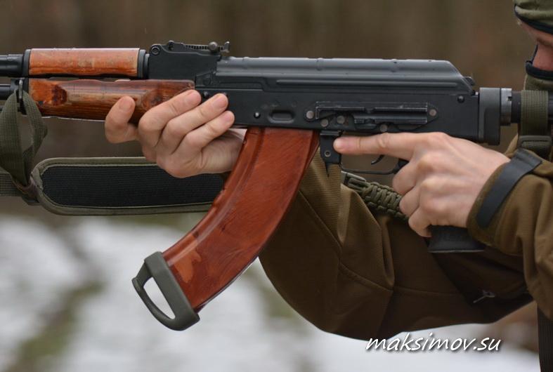 Петли М-2 для быстрого извлечения магазинов АК/АКМ