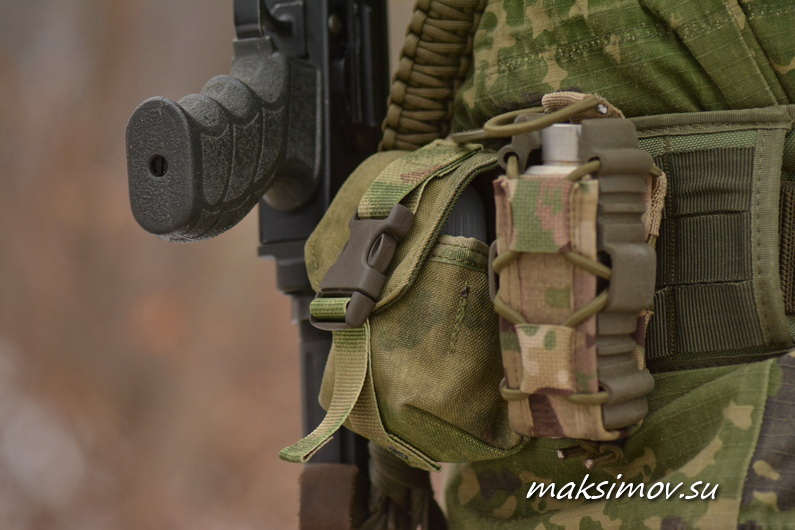 Подсумки для гранат и ВОГов Мк.8 и Мк.10.