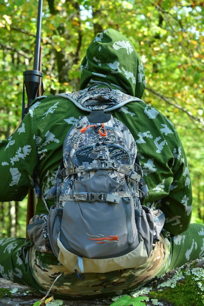 Однодневный 23-литровый охотничий рюкзак от Ситки