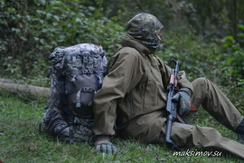 Рюкзак SITKA Bivy 45 Pack