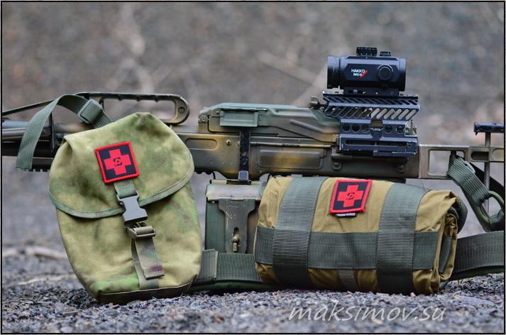 Бескаркасные военные мобильные носилки