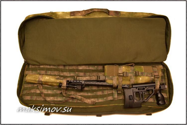 Сумка-рюкзак для переноски оружия 100 см