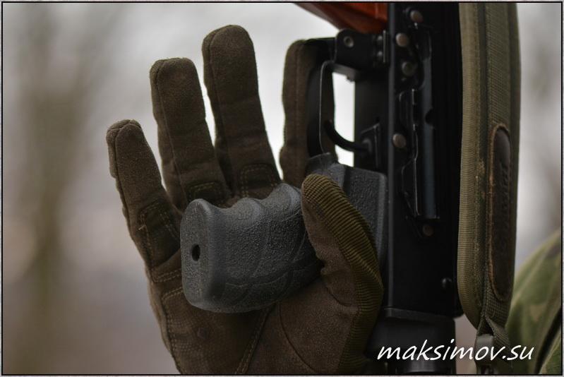 Эргономичная рукоять для АК, модель Р-3М