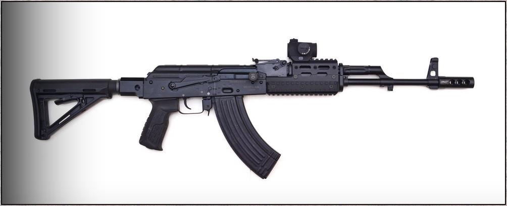 ДТК v2 SRVV 7,62 мм