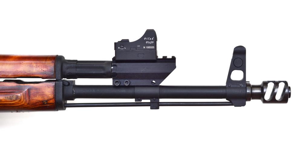 База вивер на газовую камору АКМ (ВПО-136)