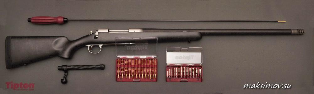TIPTON - инструменты для чистки оружия