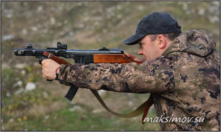 Тюнинг ППШ-41